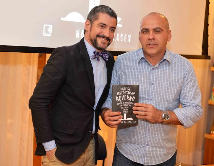 Bruno Garschasen e Alexandre Borges