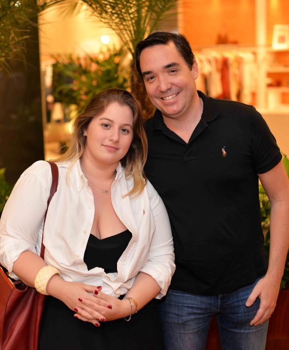 Patricia Geyer e Guilherme Knabb