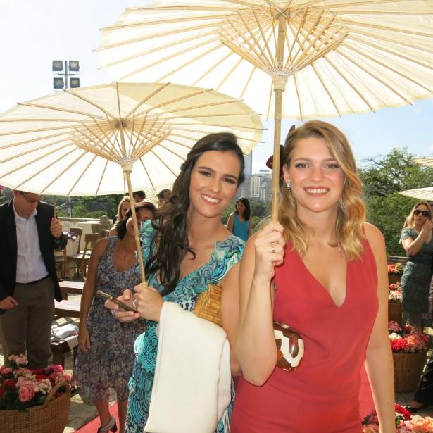 Ana Carolina Friedheim e Betina Bertrand