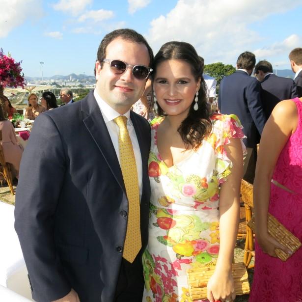 Rafael e Eduarda Mac Dowel Fonseca