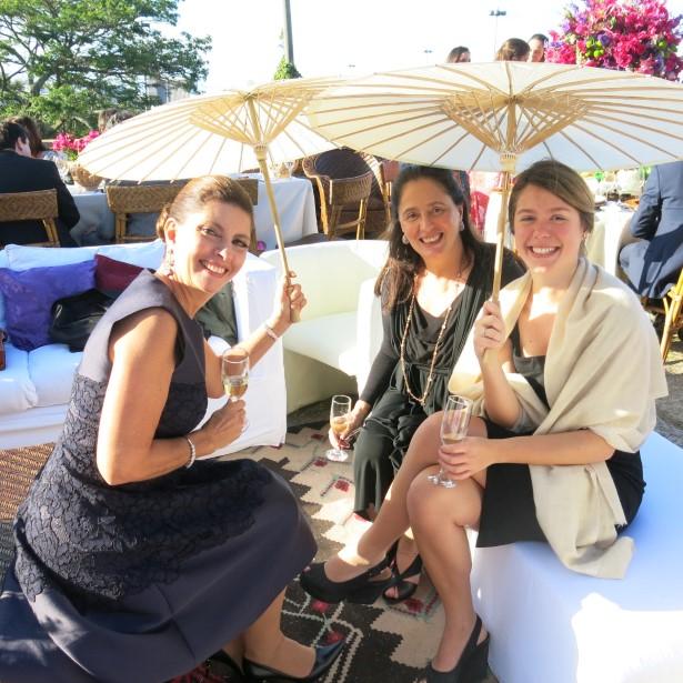 Kitty Assis, Ana Jobim e maria Luiza Jobim