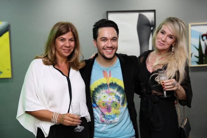 Auriete Middleton, Vinicius Belo e Silvia Seccon (Custom)