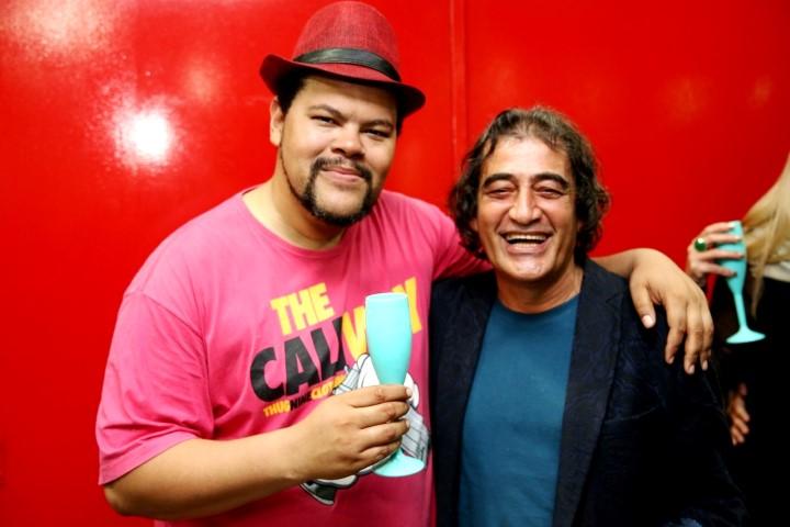 Babu Santana e Manoel Menezes (Custom)
