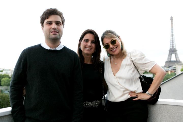 Gustavo Orlean, Ana Lucia Juca e Marcia Muller