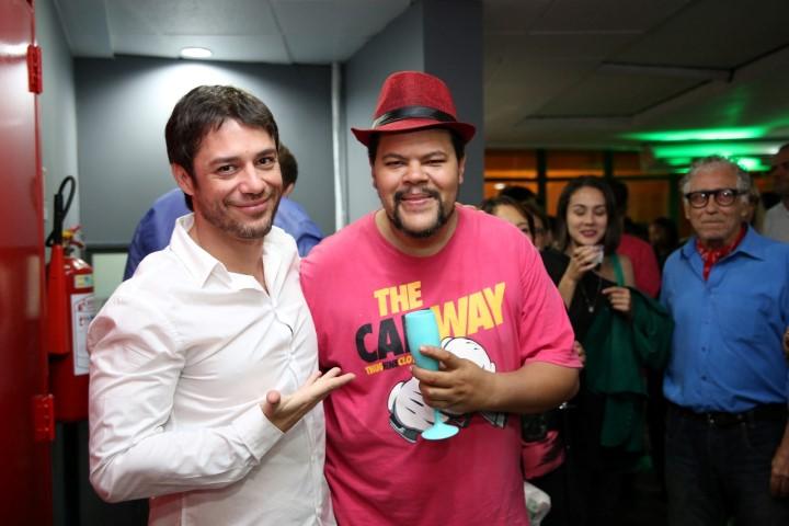 Igor Cotrim e Babu Santana (Custom)