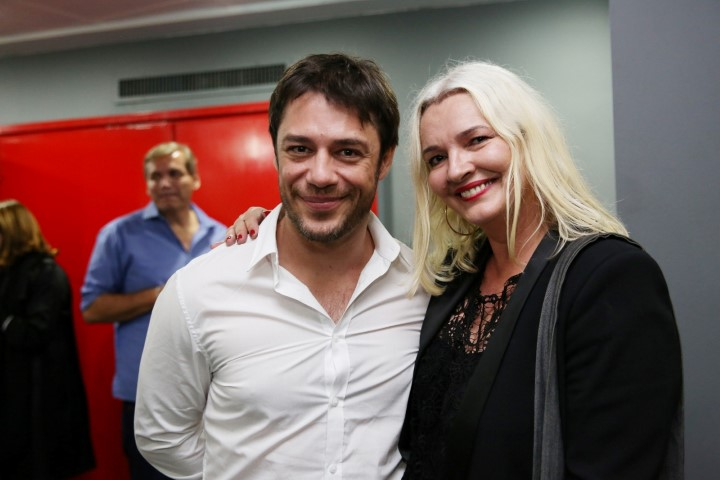 Igor Cotrim e Nathalie Bernier (Custom)