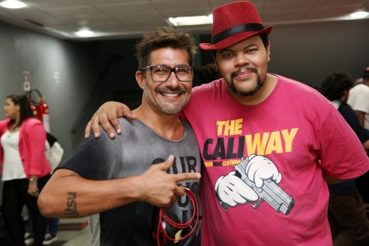 Marco Palacios e Babu Santana (Custom)