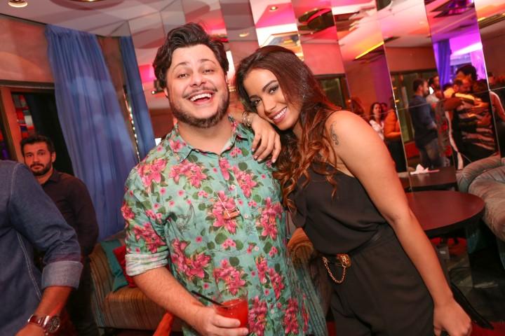 Marcos Majella e Anitta