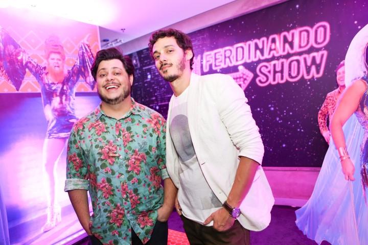 Marcos Majella e Leandro Soares