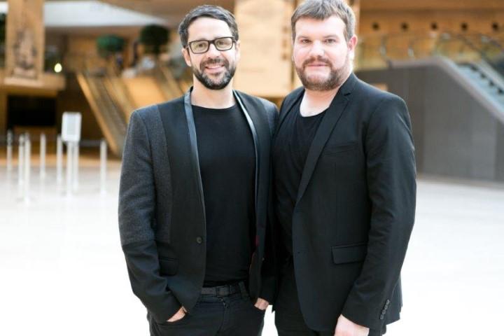Mauricio Marques e Guilherme Torres
