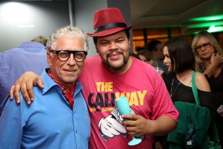 Neville D'Almeida e Babu Santana (Custom)