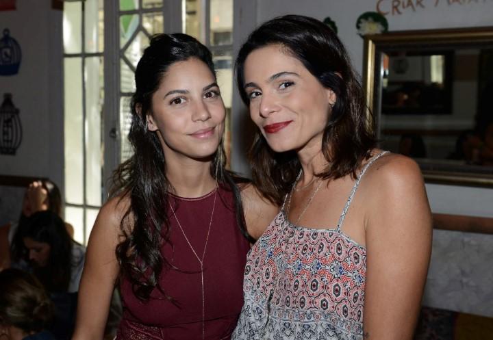 Renata Meirelles e Rafaella Cartier