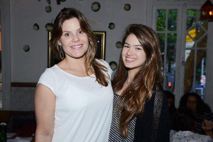 Renata Marinho e Viviane Marinho