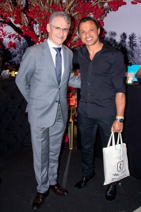 Roberto Cohen e Ronaldo Alonso