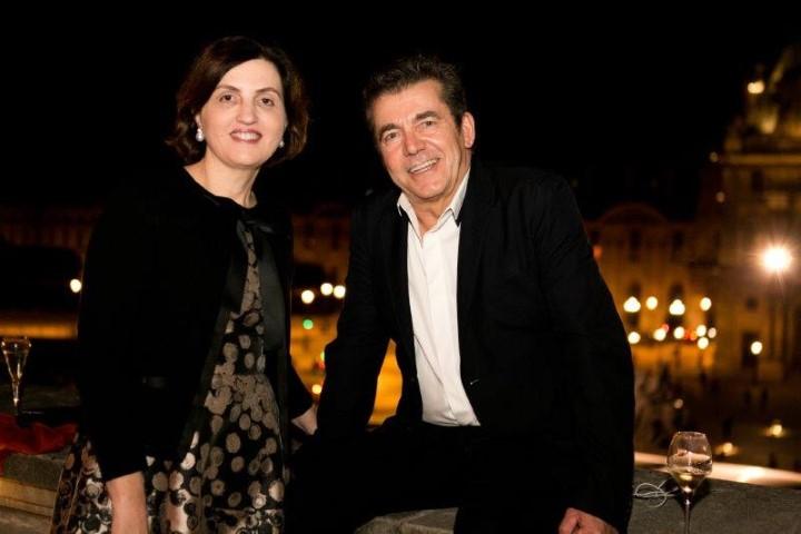 Simone Orlean e Roberto Migotto
