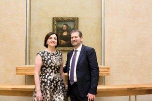 Orlean leva seus convidados a uma noite exclusiva no Museu Louvre