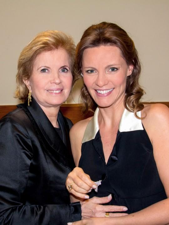 Stella Fisher e Alessandra Grochko