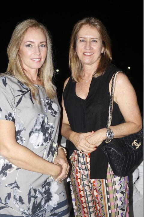 Suzi Laranjeiras e Sisinha Carvalho