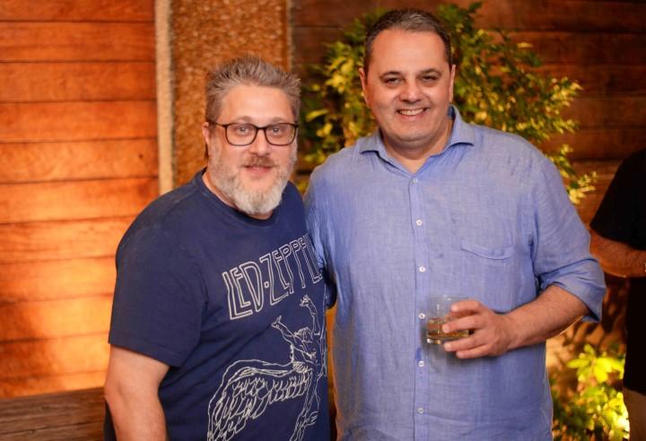 Benny Novak e Edgard Costa (Custom)
