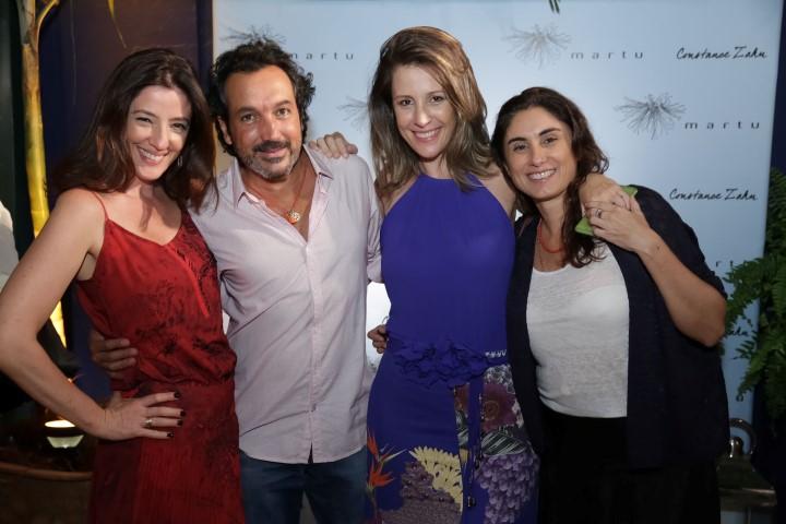 Flavia Annunziato, Iraja Carneiro, Daniela Bechara e Izabel Becker_0095 (Custom)