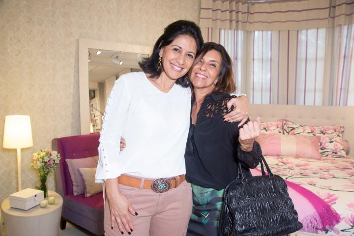 Iolanda Vieira e Lenora Lohrisch