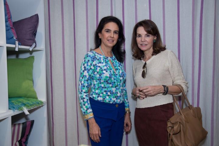 Joy Garrido e Patricia Mayer