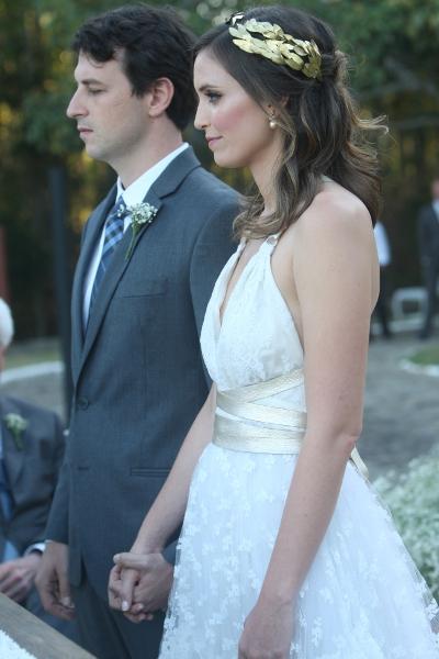 O casamento espetacular de Marco Antônio Oliveira Santos e Chloe Lerina em Pedra Azul