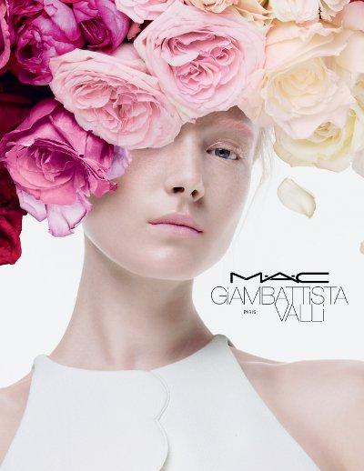 M.A.C. Cosmetics e o estilista Giambattista Valli criam parceria e lançam linha de batons