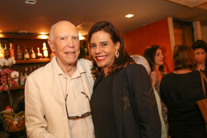 Jacques Louis Mercier e Narcisa Tamborindeguy