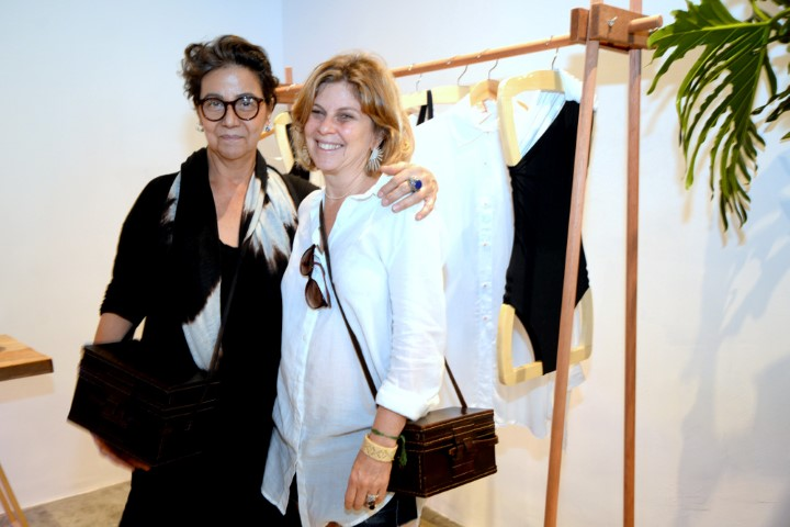 Claudia Barcellos e Eileen Worcman (Custom)
