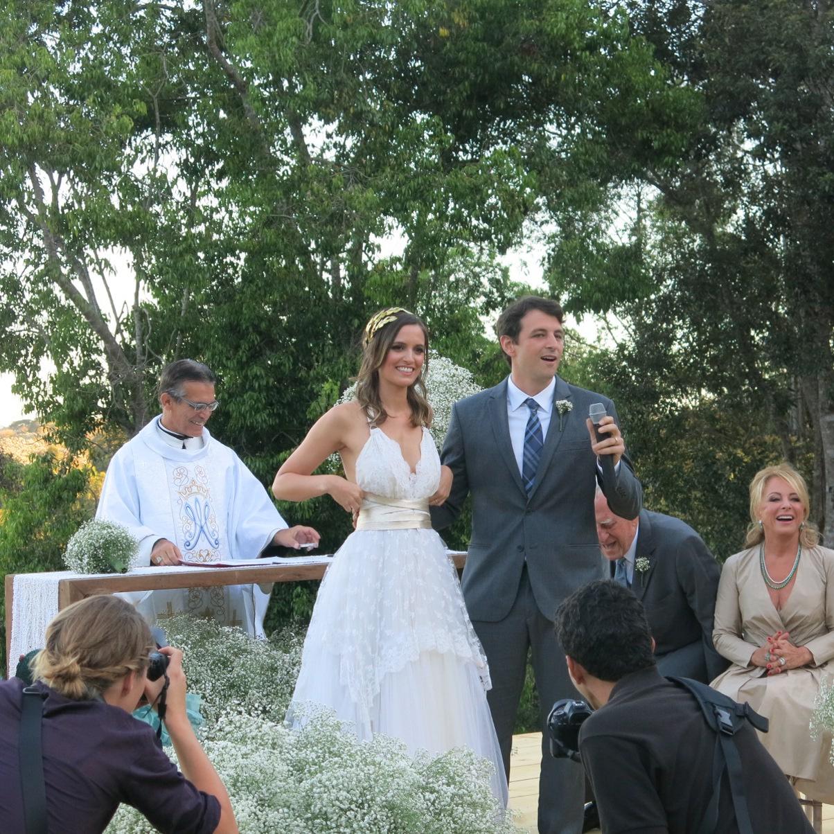 O casamento de marco Antonio Oliveira Santos e Chloe Lerina em Pedra Azul no Espírito Santo