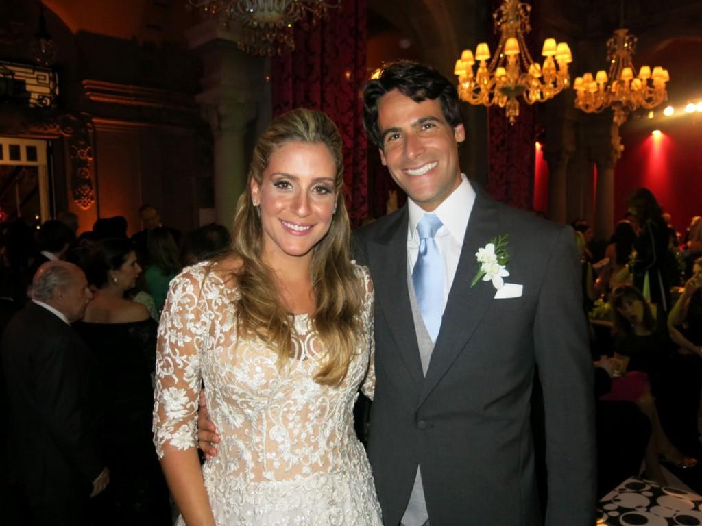 Carol Buffara e Pippo Garnero finalizam o top 100 o casamento do ano