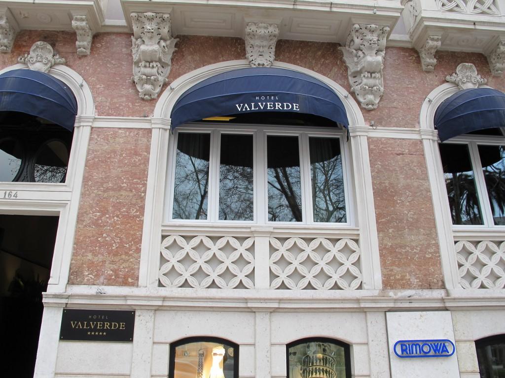 O Valverde Hotel em Lisboa é um must stay