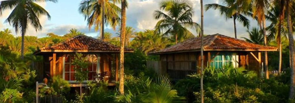 Casa dos Arandis um refúgio na Bahia