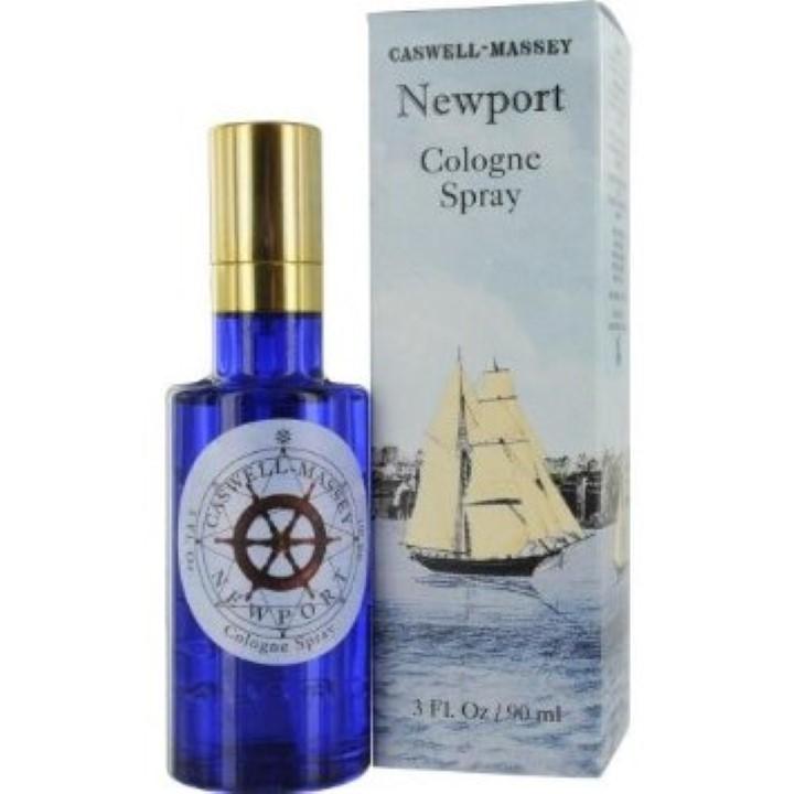 A colonia do ano Newport Caswell-Massey