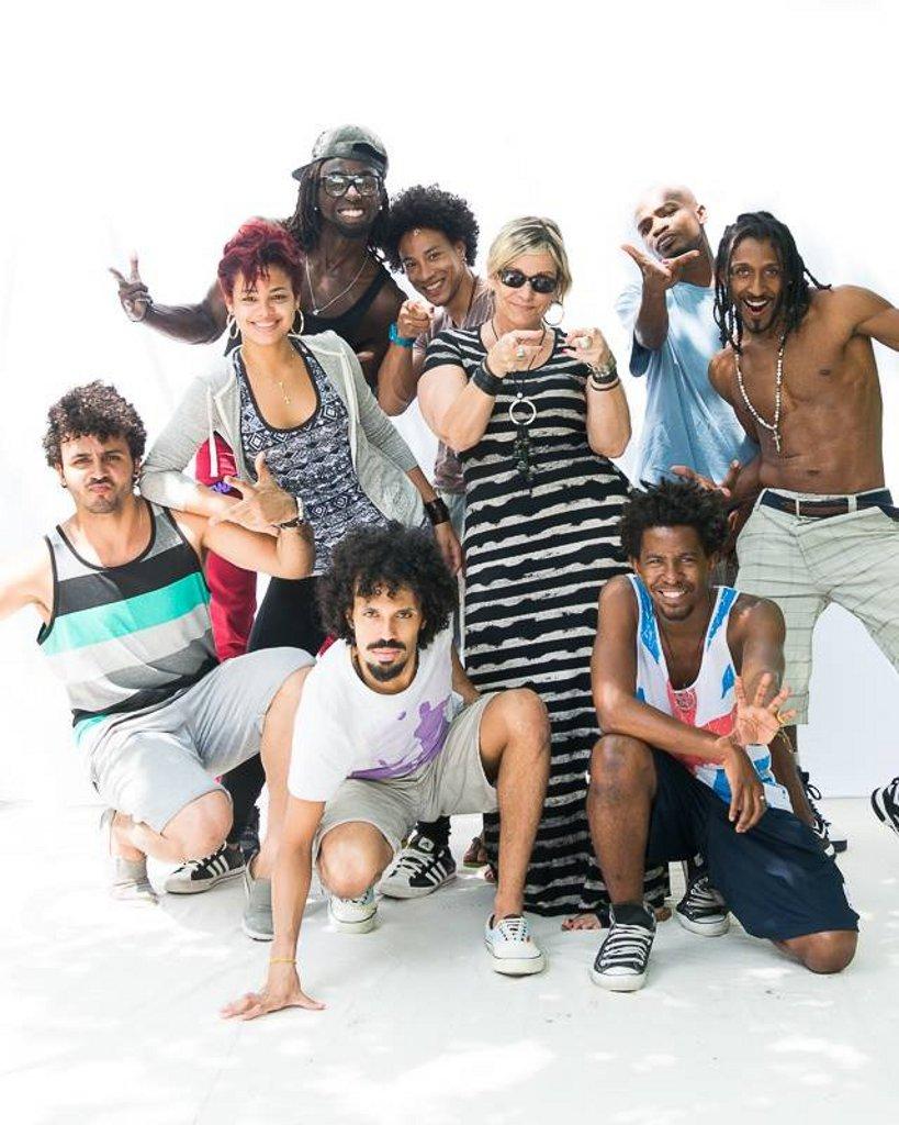A Companhia Urbana de Dança muito elogiada pelo críticos americanos