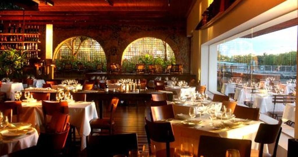 O restaurante Amado o melhor peixe de Salvador