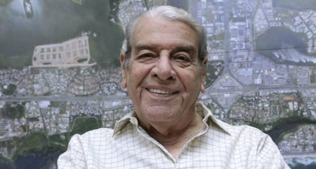 O empresário Carlos Fernando Hosken o leitmotiv da Barra da Tijuca