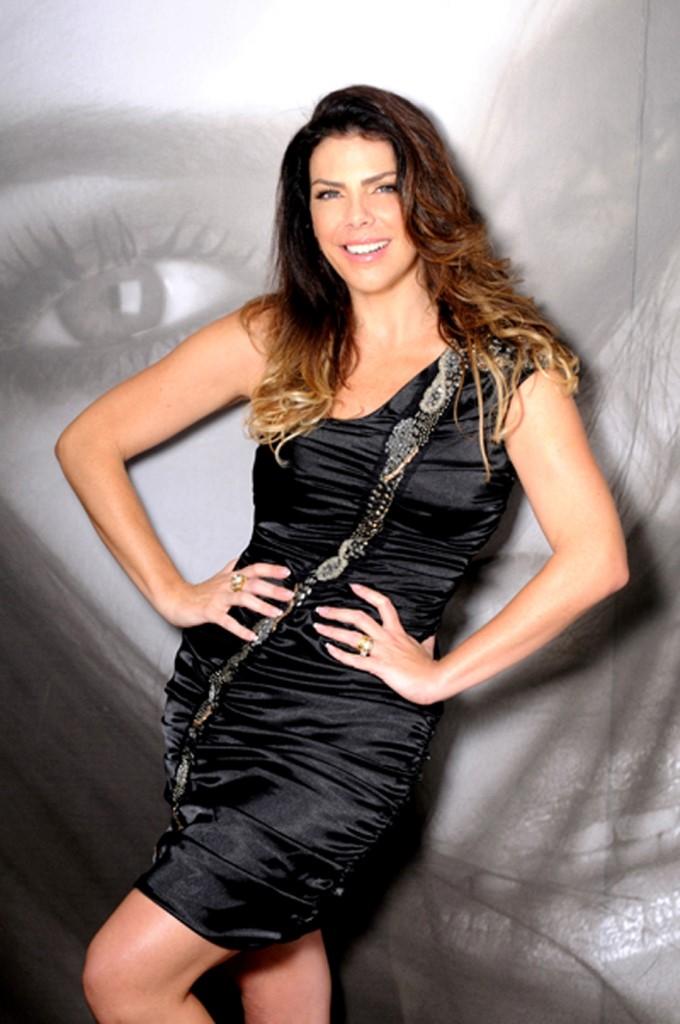 Gisele Fraga a atriz globetrotter