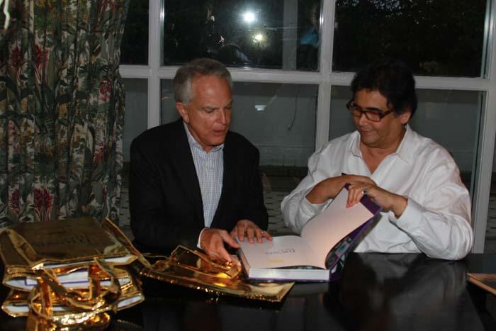 Ricardo Stambowsky e Antonio Neves da Rocha
