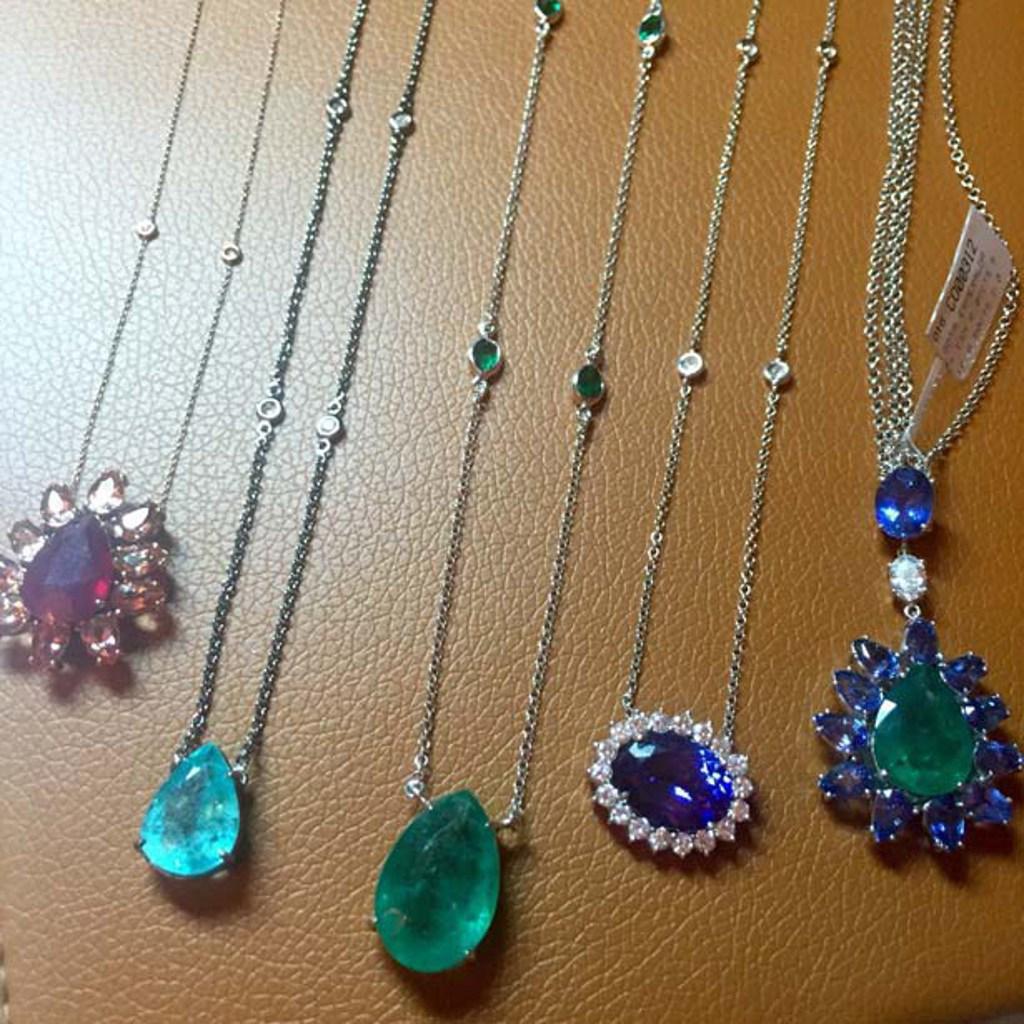 A lindas joias de Carla Lima Joias