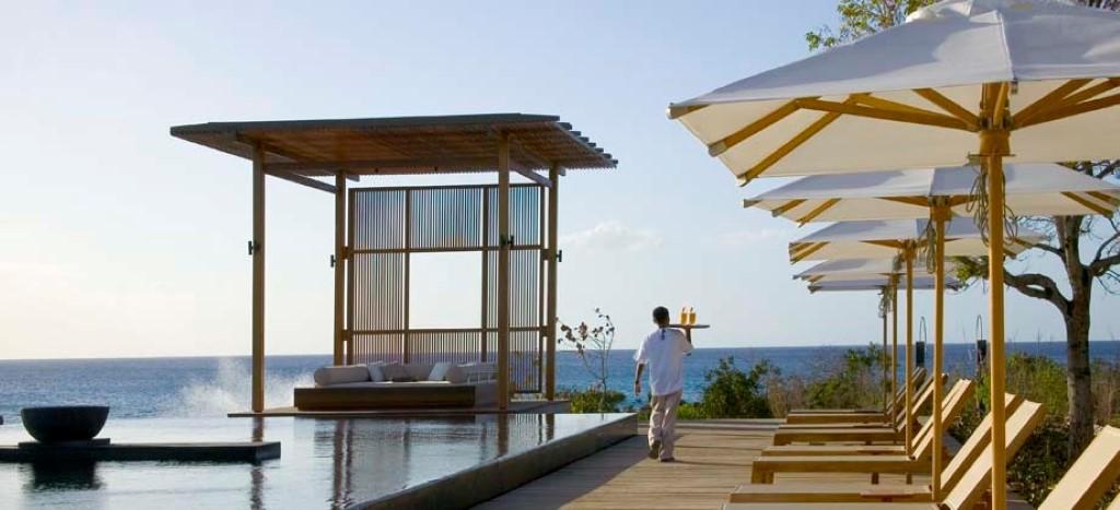 O Hotel Aman de Turks and Caicos