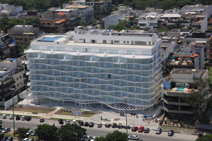 A rede blue tree hotels inaugura em mar o seu primeiro Rio design hotel