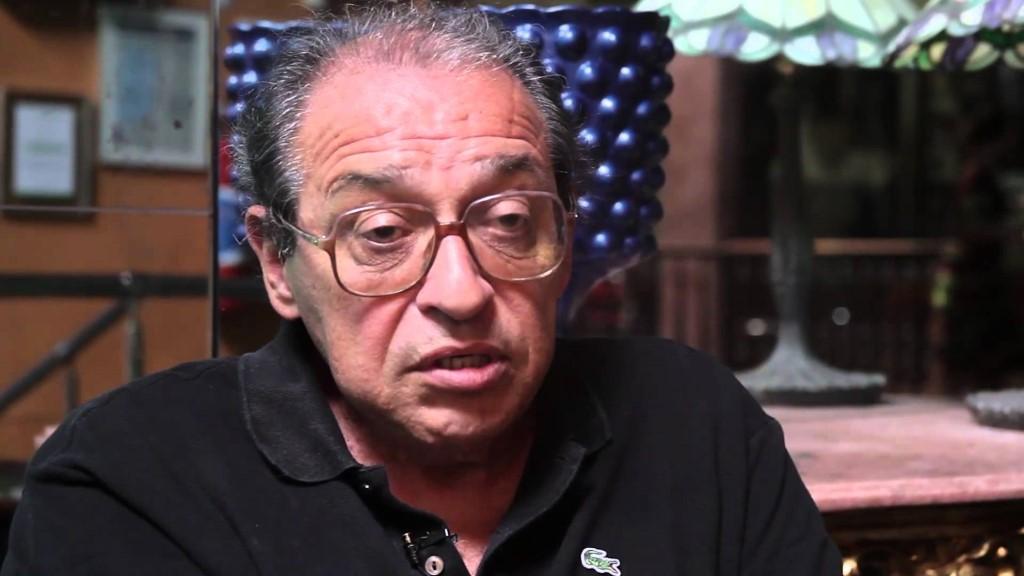 O escritor Ruy Castro no top 100