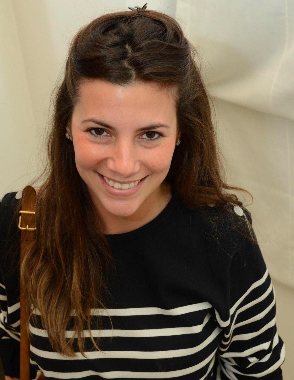 A paisagista Nicole Rocha é top 100