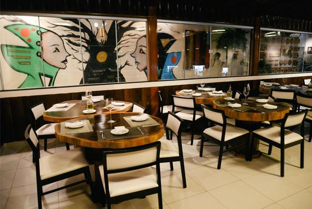 O Remanso do Bosque um dos melhores restaurantes do Brasil