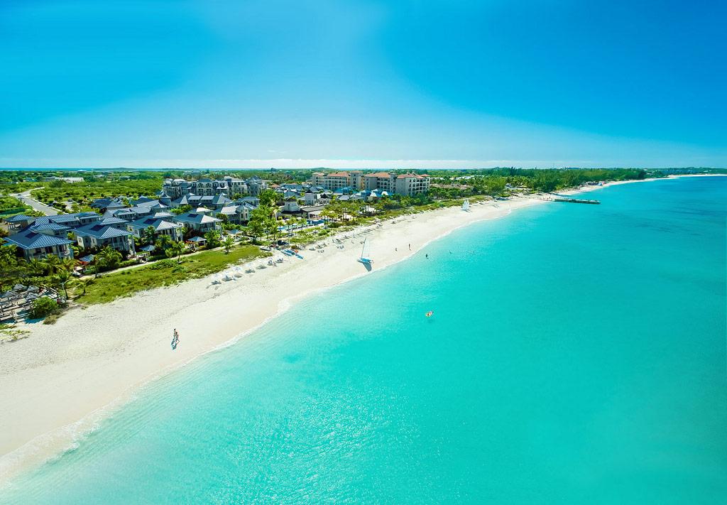 Turks and Caicos o destino top 100