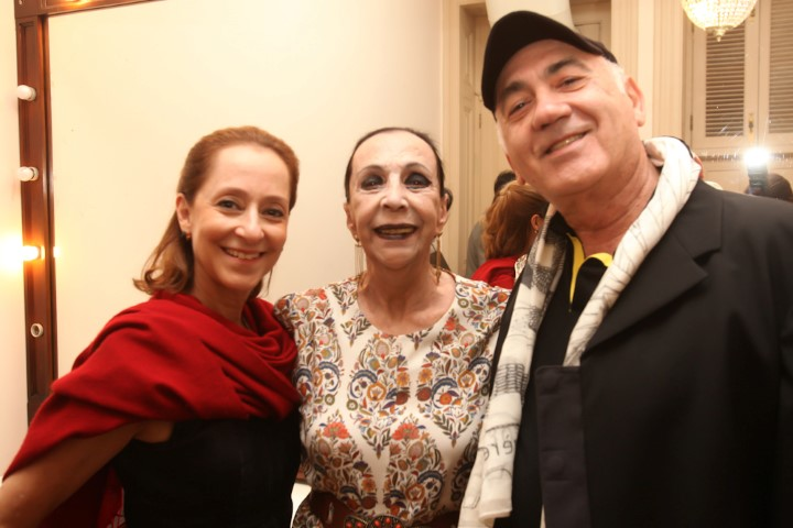 Ana Botafogo Marilena Ansaldi e José Possi Neto(Custom)