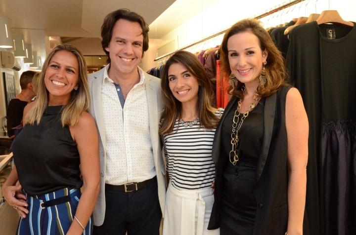 Bianca Bottini e Cayo Costa, Lara Murad e Suzana Galdeano (Custom)