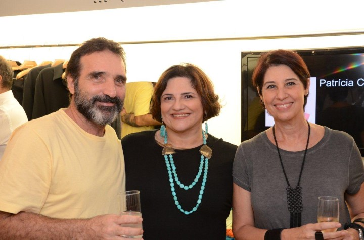 Edgar Duvivier, Paola Bonelli e Silvia Cosenza (Custom)